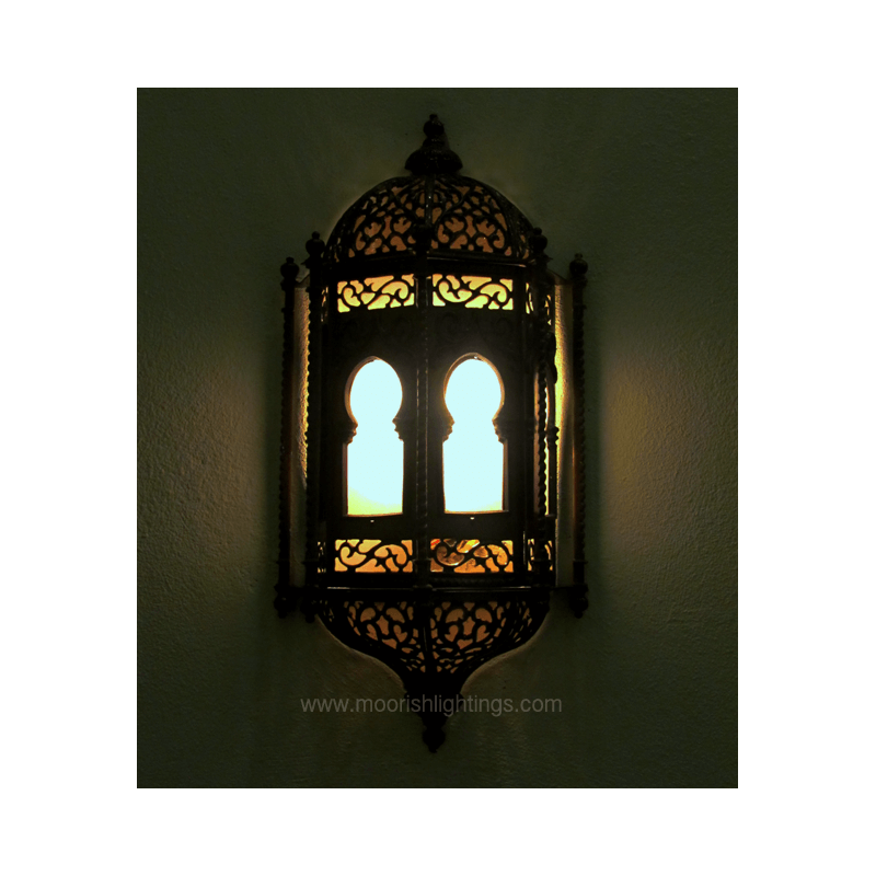 Moroccan Wall Light San Francisco