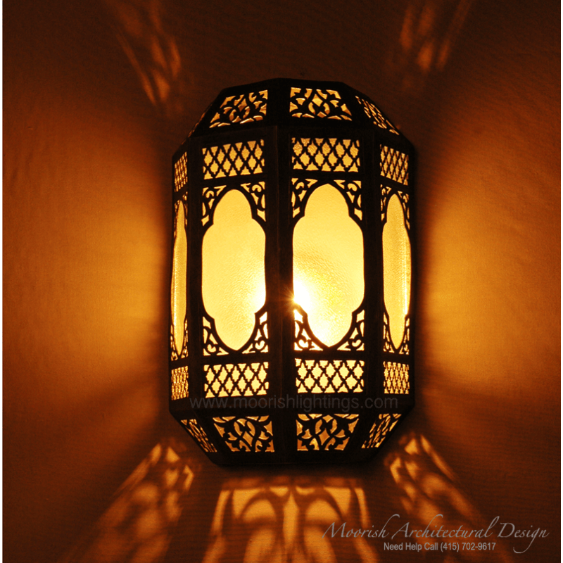 Moroccan Sconce Chicago