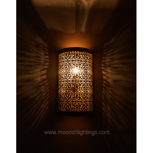 Modern Moroccan Sconce 02