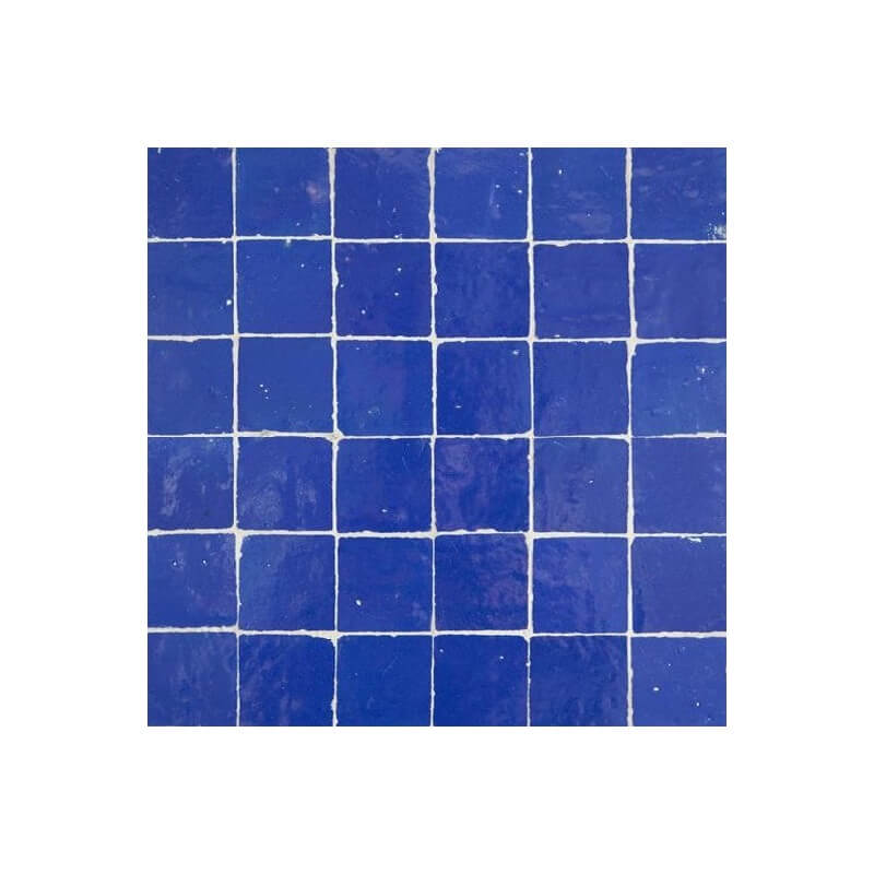 Blue Moroccan Tile