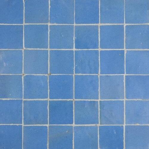 Mediterranean Blue Tiles