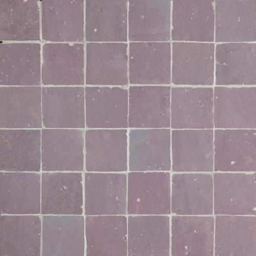 Violet Moroccan Tile