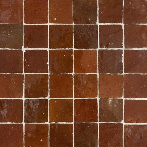 Caramel Moroccan Tile