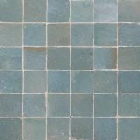 Green Moroccan Tile San Francisco