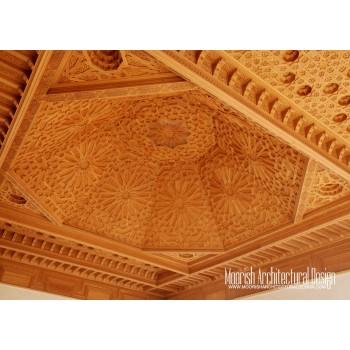 Moroccan Ceiling 04