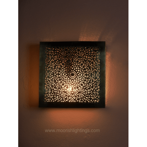 Modern Moroccan Sconce 03