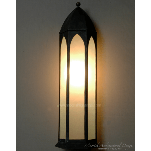 Modern Wall Sconces Moroccan filigree wall lamps