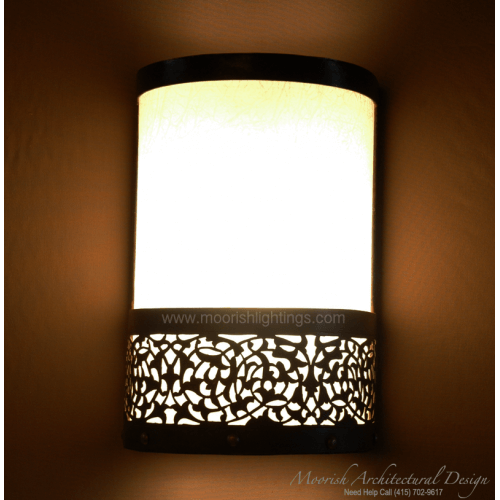 Modern Moroccan Sconce 08