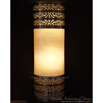 Modern Moroccan Sconce 12