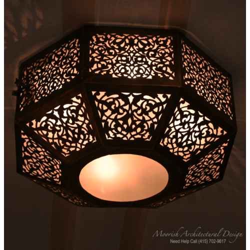 Moroccan Ceiling Light: Moroccan Ceiling Light 02,Lighting