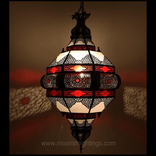 Traditional Moroccan Lantern 01