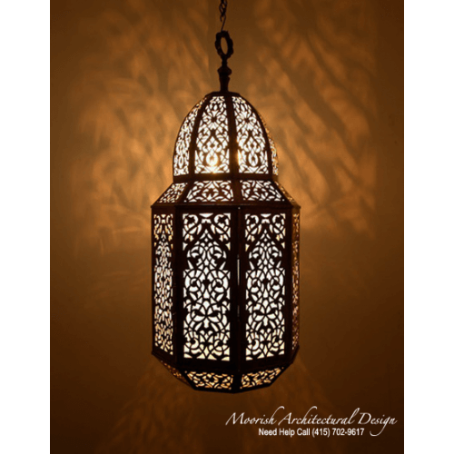 Traditional Moroccan Lantern 03