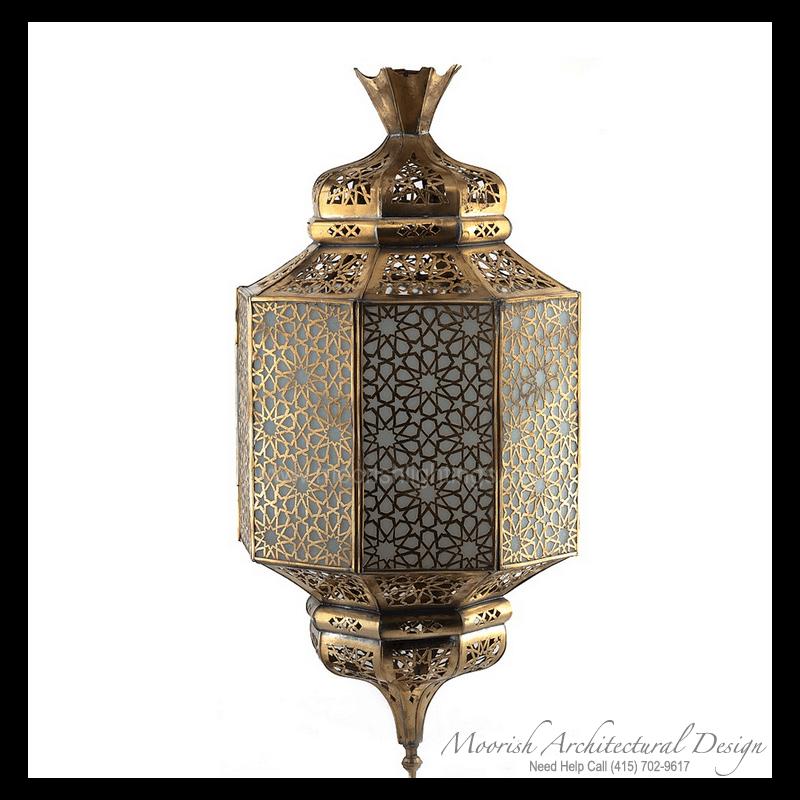 Moroccan Lantern Scottsdale