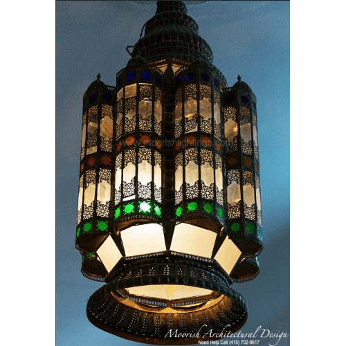 Traditional Moroccan Lantern 05