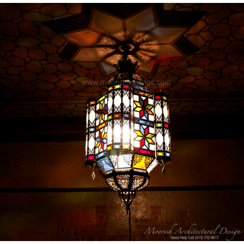 Traditional Moroccan Lantern 06