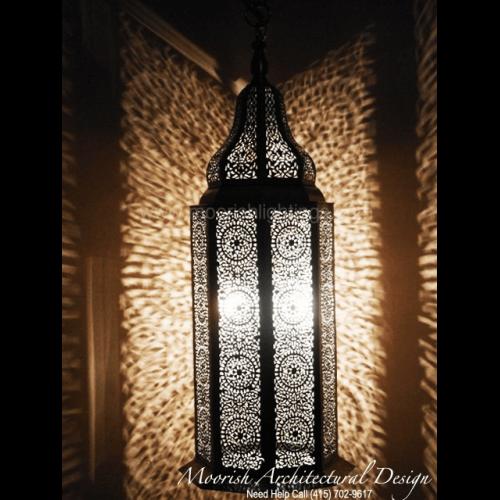 Modern Moroccan Lantern 05