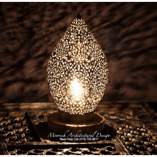 Modern Moroccan Lamp 04