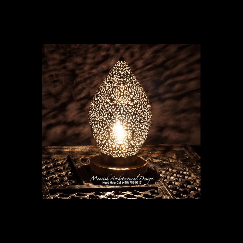 Moroccan Lamp Miami