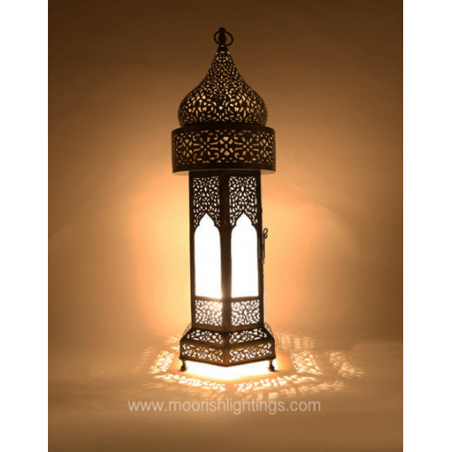 Traditional Moroccan Lamp 01