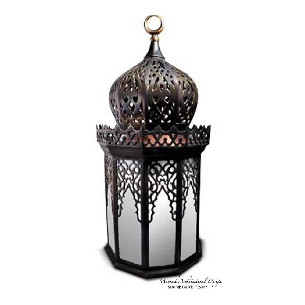 Moorish Lamp Dallas Texas
