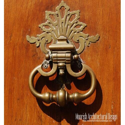 Moroccan Door Knocker 01