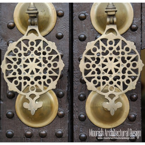 Moroccan Door Knocker 05