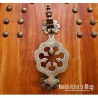 large brass door knockers