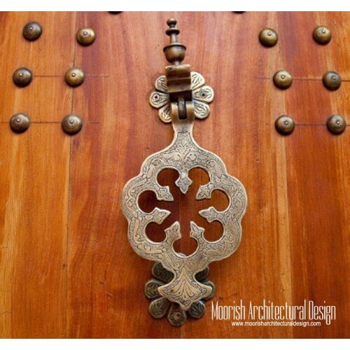 Moroccan Door Knocker 06