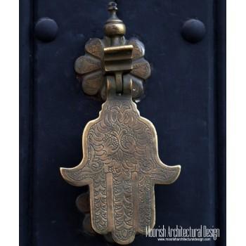 Moroccan Door Knocker 09