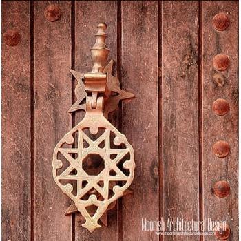 Moroccan Door Knocker 14