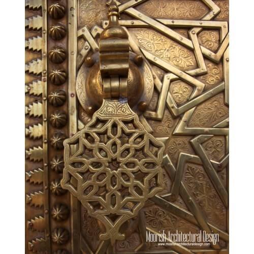 Moroccan Door Knocker 15