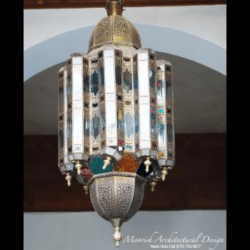 Traditional Moroccan Lantern 08