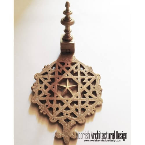 Moroccan Door Knocker 17