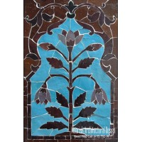 Tile murals for kitchen backsplash