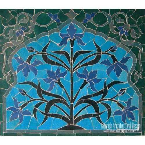 tile murals for bathroom mosaic tile murals moroccan tile