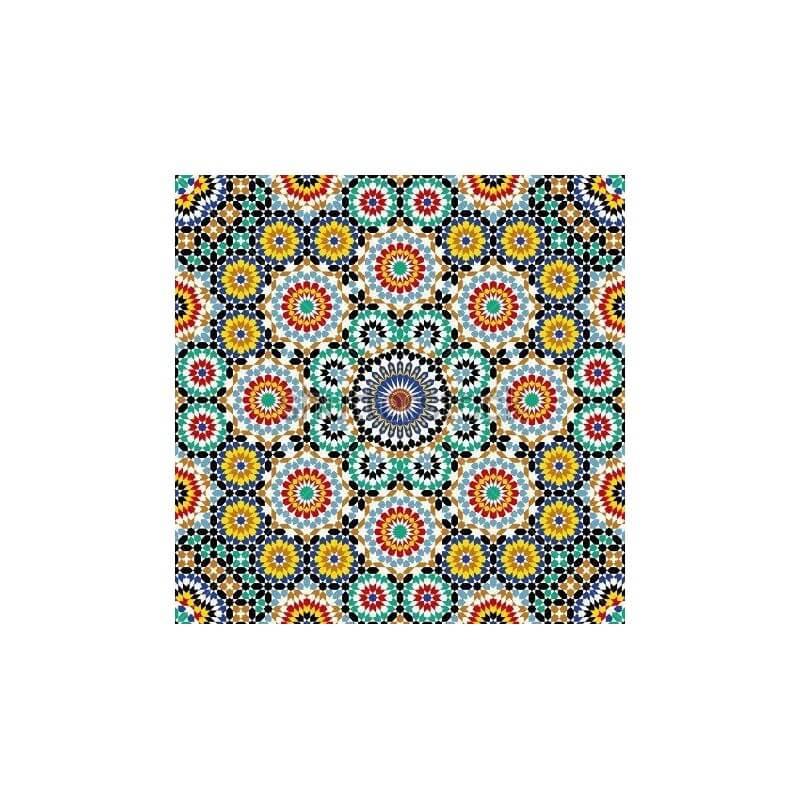 Mosaic Tile Murals Moroccan