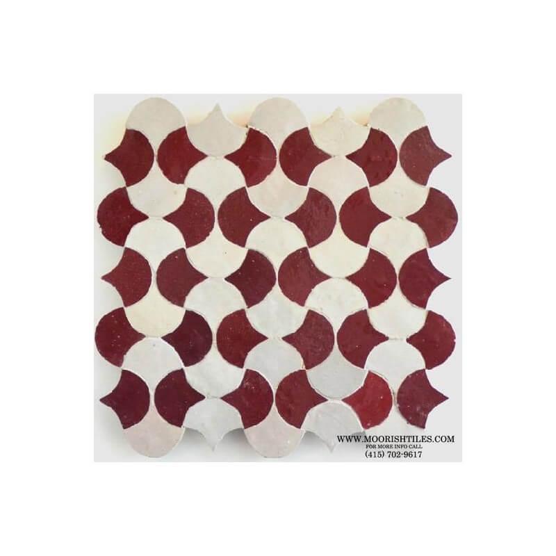 Moroccan wall tiles