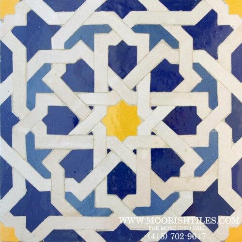 Moroccan Tile 74