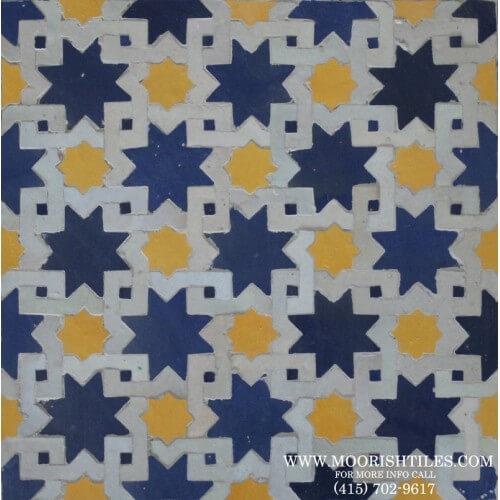 Moroccan Tile 75