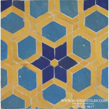 Moroccan Tile 77
