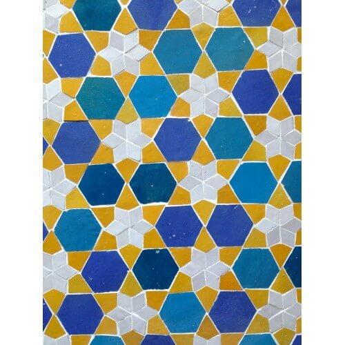 Moroccan Tile 93