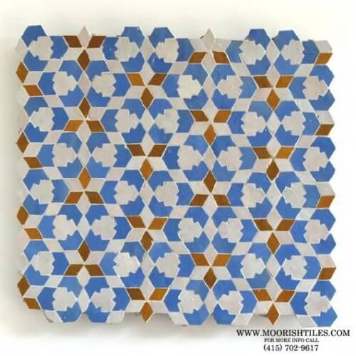 Moroccan Tile 100