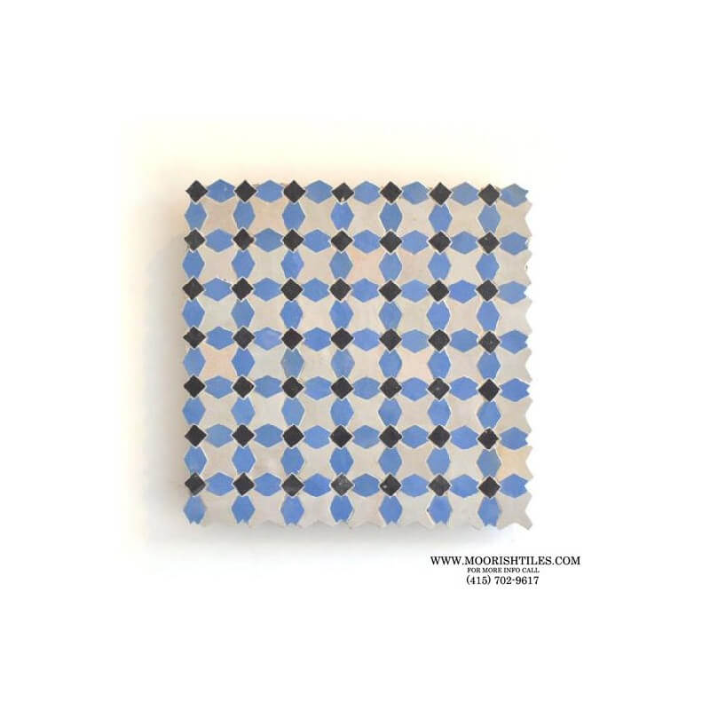 Moroccan Tile patterns