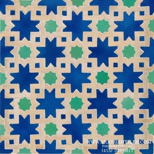 Moroccan Tile 117