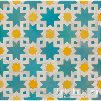 Moroccan Tile 119