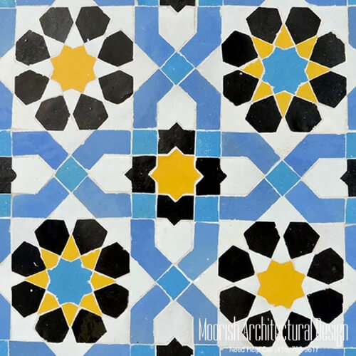Moroccan Tile 120