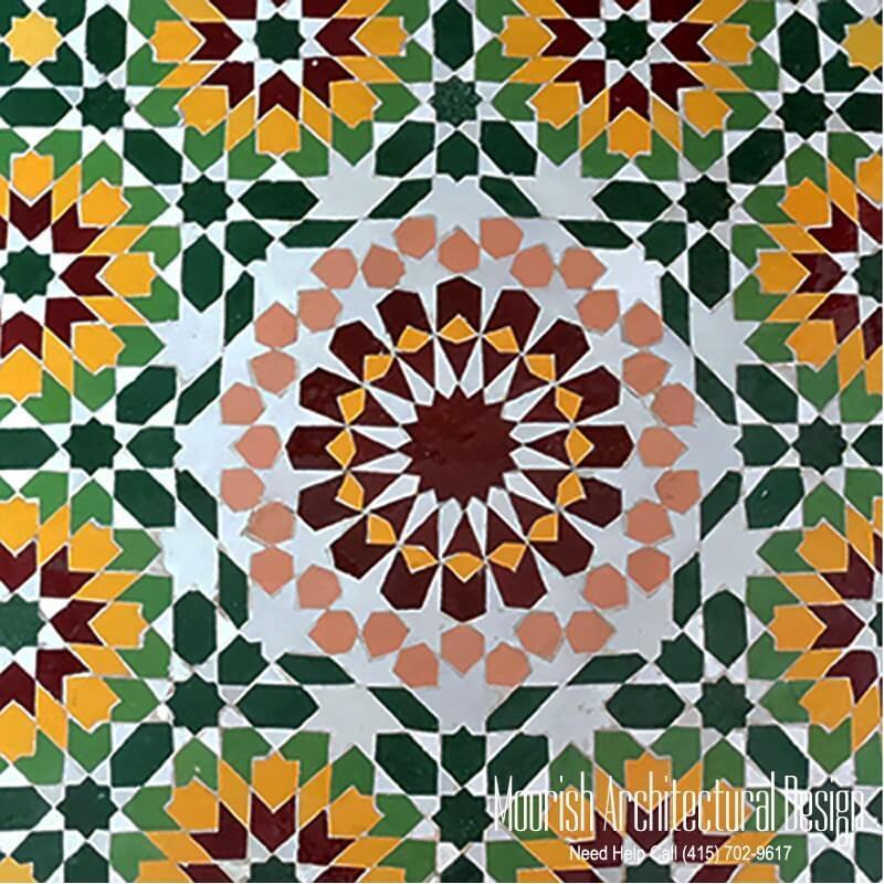 Morocco Tile