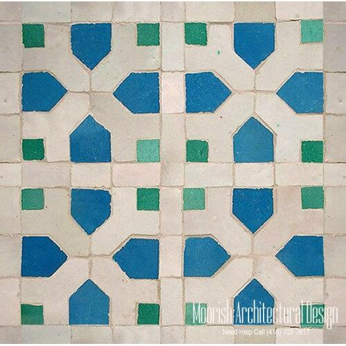 Moroccan Tile 130