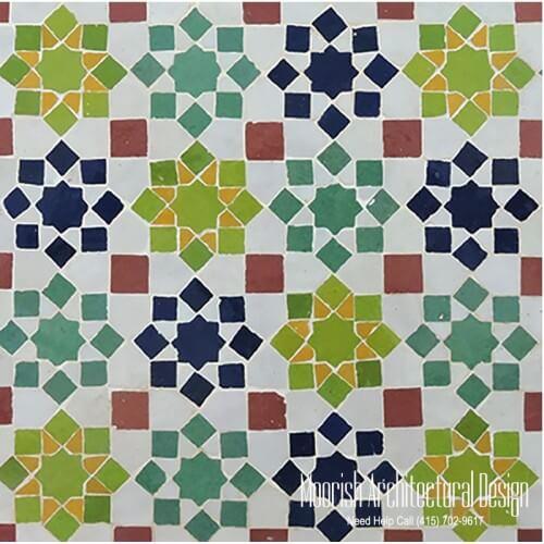 Moroccan Tile 131