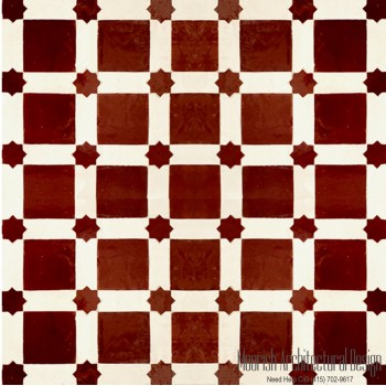 Moroccan Tile 134